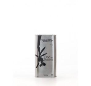 Oro del Desierto. Organic Olive oil . 1lX6