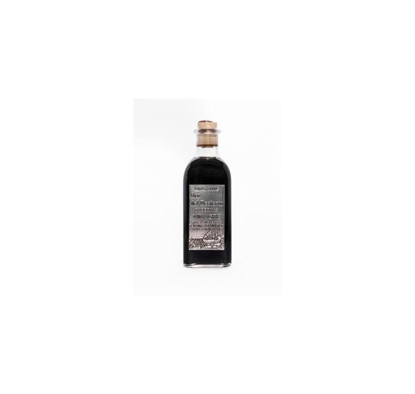Oro del Desierto. Vinagre balsámico Eco. Botella de 500ml. Caja de 12 uds.