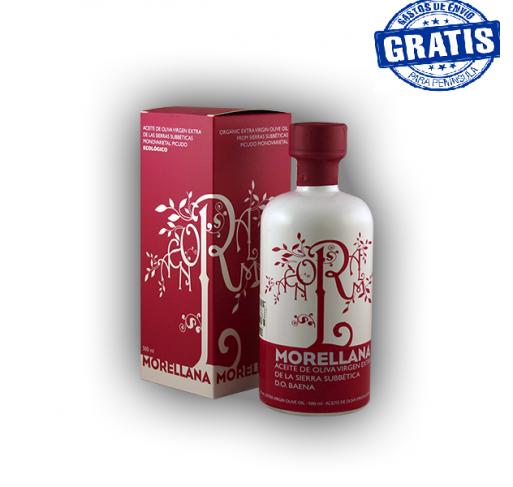 Morellana Picuda + Estuche. 500 ml. Caja de 6 botellas.
