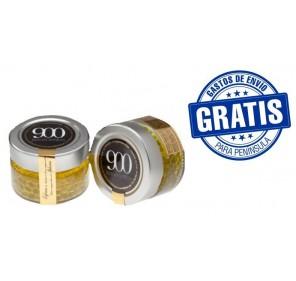 EVOO Pearls Jar 900.  50 grX 15