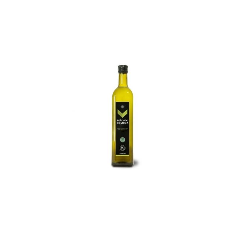 Señorío de Messia. Picual Olive oil. 750mlX12.