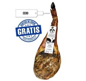 Pork shoulder of iberian fodder