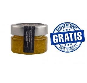 Caviar Sierra Cazorla. Jar 50 gr.Box of 15 jars.