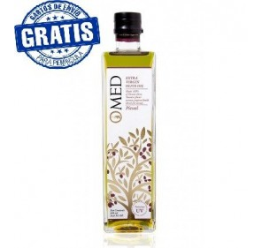 Omed. Picual Olive oil. Box of 9 bottles.