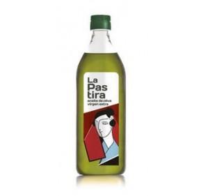 La Pastira. Aceite de oliva virgen extra. PET 500ml. Caja de 15 unidades.