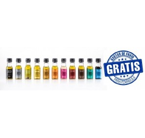 Pack aromatizados 900. Botellitas 20 ml.