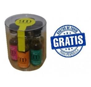 Pack aromatizados 900. Botellitas 20 ml.
