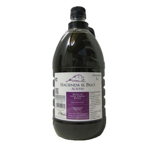 Hacienda el Palo sin filtrar. 2 litros