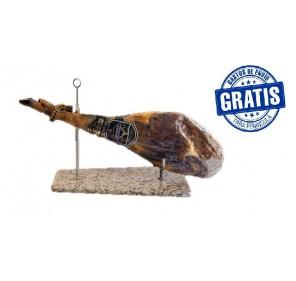100 % Iberian acorn-fed ham D.O.P. Los Pedroches.