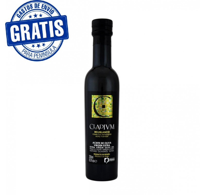 Cladium hojiblanco. Caja de 6 botellas de 500 ml.