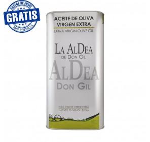 La Aldea de Don Gil. Can of...