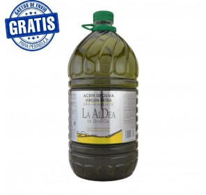 La Aldea de Don Gil. Caja de 3 botellas de 5 litros