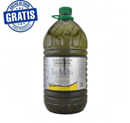La Aldea de Don Gil. Box with 3 bottles of 5L