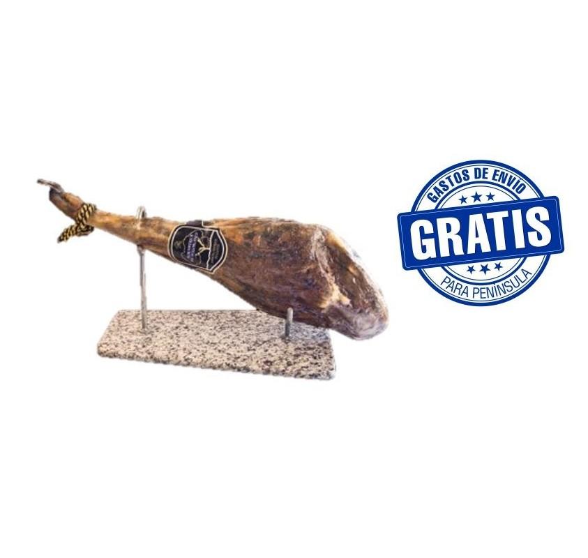 100 % Iberian acorn-fed ham. Agroibérica de Pozoblanco