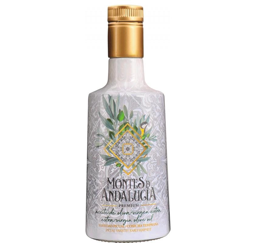 Montes de Andalucía Premium. AOVE. 500 ml