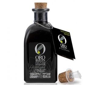 Oro Bailén. Reserva familiar picual. Frasca de 250 ml.