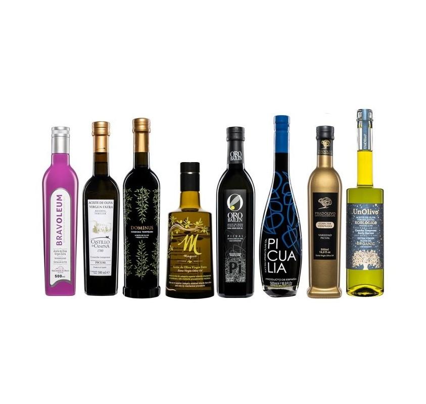 Oils Jaén Selection 2015