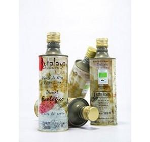 Rotalaya. Pack de variedades picual. Botella 4x500ml