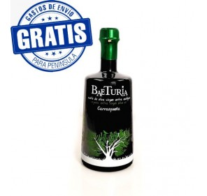 Baeturia. Carrasqueño. Caja de botellas 8x500ml.