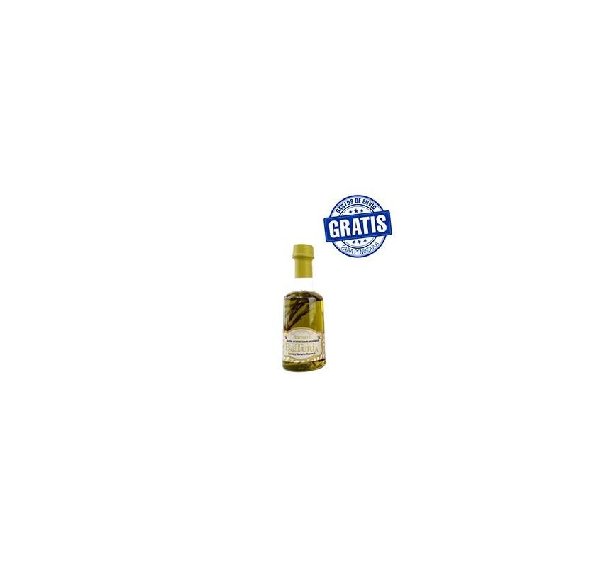 Baeturia Aromatizado con Romero. Caja de 12 botellas.