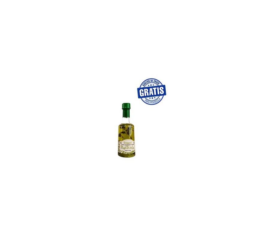 Baeturia Aromatizado con Oregano. Caja de 12 botellas.