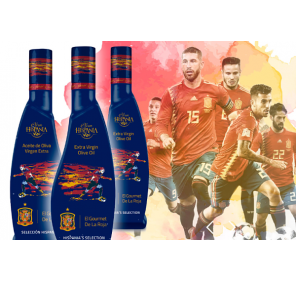 "Oleum Hispania. Estuche Gourmet de ""La Roja""."