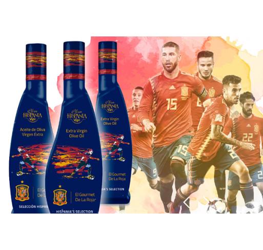 "Oleum Hispania. El Gourmet de ""La Roja""."