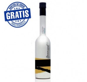 Claramunt. Frantoio Olive oil. 500 ml glass bottle.