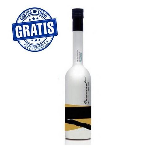 Claramunt. Frantoio Olive oil. 500 ml glass bottle.