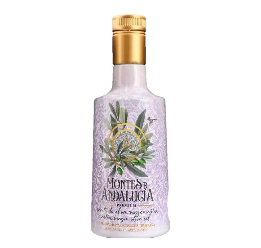 Montes de Andalucía Premium Royal. AOVE. 500 ml