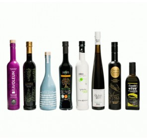 Pack EVOO Aceites Jaén Selection 2020.