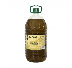 Iznaoliva. Aceite de oliva Picual. 5 Litros.