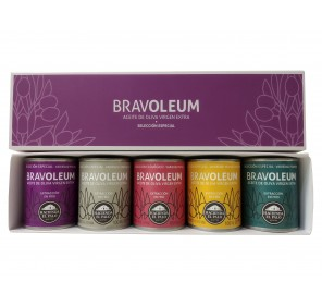 Bravoleum. Special Selection. 5 x 100 ml box.