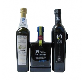 "Extra virgin olive oils ""Food of Spain 2016"" award"