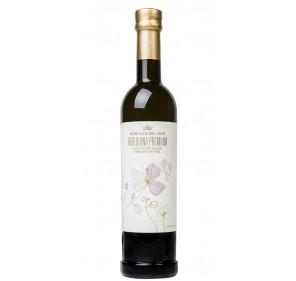 Nobleza del Sur Arbequina Premium. Caja de 6 unidades x 500 ml.