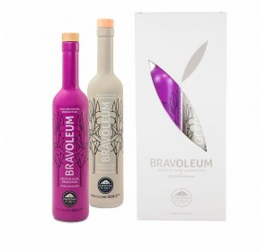 Bravoleum. Double box. 500ml bottle.