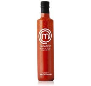 AOVE MasterChef variedad Manzanillo de Jaén. 500 ml.