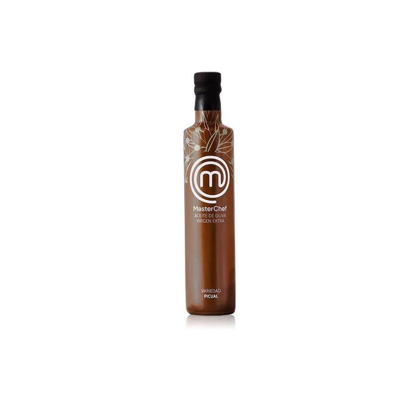 EVOO MasterChef variety Picual. 500 ml.