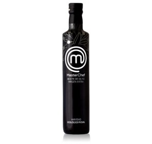 EVOO MasterChef Ecological Picual. 500 ml.