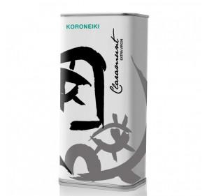 Claramunt. Koroneikiolive oil. 250 ml can. Box of 25 units.