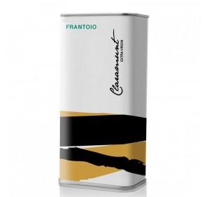 Claramunt. Aceite de oliva Frantoio. Lata 250 ml.