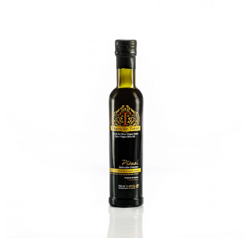 Pagos de Toral. Picual Olive oil. 250 ml
