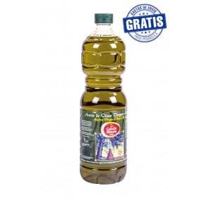 García Morón. AOVE Picual. Caja de 15 botellas de 1 Litro.