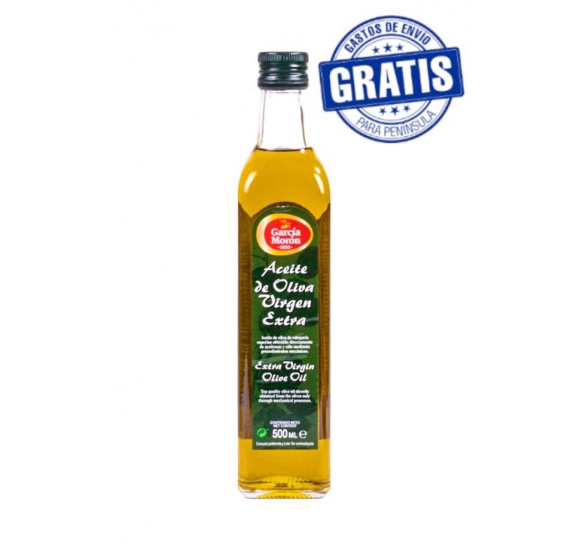 García Morón. Marasca AOVE Picual. Caja de 15 botellas de 500 ml.
