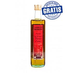 García Morón. Octogonal AOVE Picual. Caja de 15 botellas de 500 ml.
