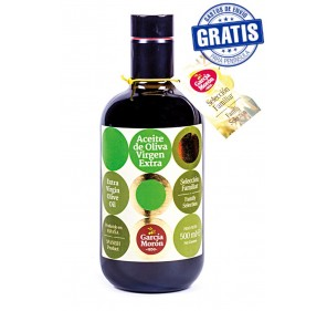 García Morón. AOVE Family Selection. Box of 6 bottles of 500 ml.