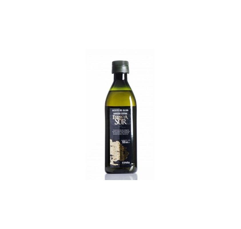 Esencia del Sur. AOVE Picual. Caja de 21 botellas de 500 ml.