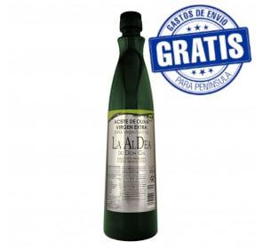 La Aldea de Don Gil. Box of 15 PET bottles of 1 liter.