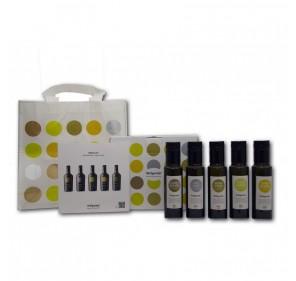 Melgarejo pack 5 olive oils