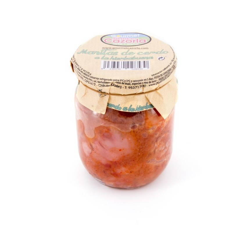 Ciervo en salsa de romero